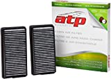 buick rendezvous air vent - ATP GA-7  Carbon Activated Premium Cabin Air Filter