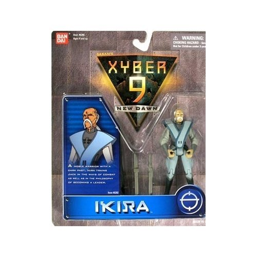 Xyber 9 Ikira Action Figure