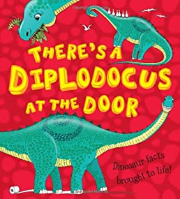 What If A Dinosaur: There\u0027s a Diplodocus at the Door!: Amazon.co.uk: Ruth Symons Aleksei Bitskoff: 9781781711552: Books