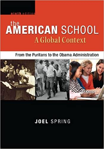 >>TOP>> The American School, A Global Context: From The Puritans To The Obama Administration. Research Uruguay varios vibrant Track Please