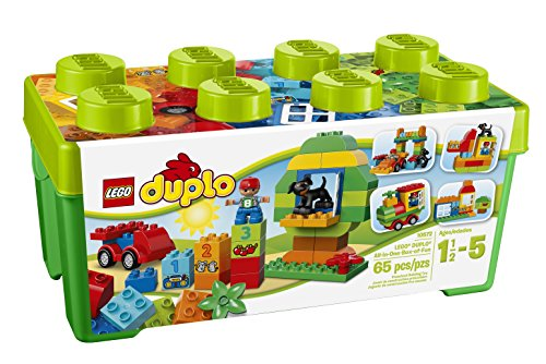 LEGO DUPLO Creative Play 6059074 Educational Toy by LEGO (Image #1)