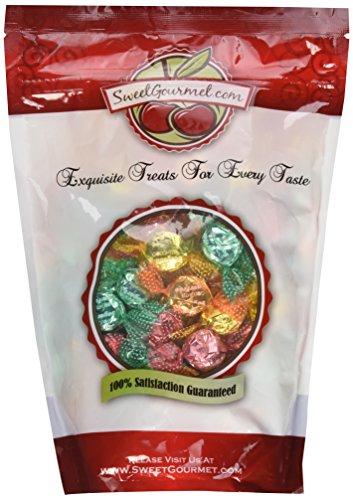 SweetGourmet Sugar Free Tropical Fruit Hard Candy 1 Lb
