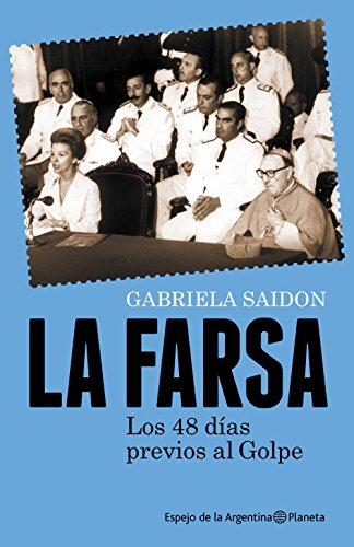 Amazon.com: La farsa (Spanish Edition) eBook: SAIDON GABRIELA: Kindle Store