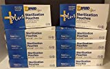 Sterilization Pouches (10 boxes) (5-1/4'' x 10'')