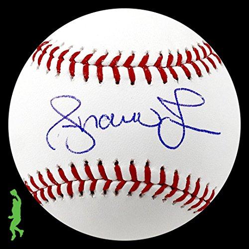 Andruw Jones Autographed Baseball - Rawlings Romlb Coa - JSA Certified - Autographed Baseballs