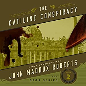 The Catiline Conspiracy Hörbuch