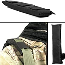 Ultimate Arms Gear IDF Israeli Defense Forces Black Sling Mount Strap Shoulder Pad Padded For ATI German Sports Gun GSG5 GSG-5 MP5 Savage Axis 99