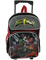 Power Rangers Large Rolling Backpack