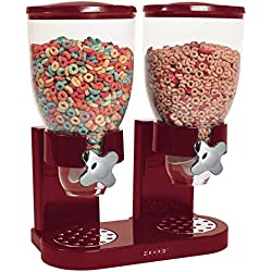17.5 Oz Double Canister The Original Indispensable Dispenser red