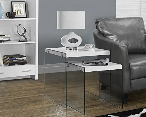 monarch-specialties-glossy-white-tempered-glass-2-piece-nesting-table-set