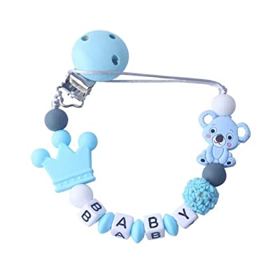 DREZEA Teether Baby Teething Toy 100% Infant Safe Chewable Silicone Teething Ring for Soothing Gums and Easing Pain from Emerging Teeth: Arts, Crafts & Sewing
