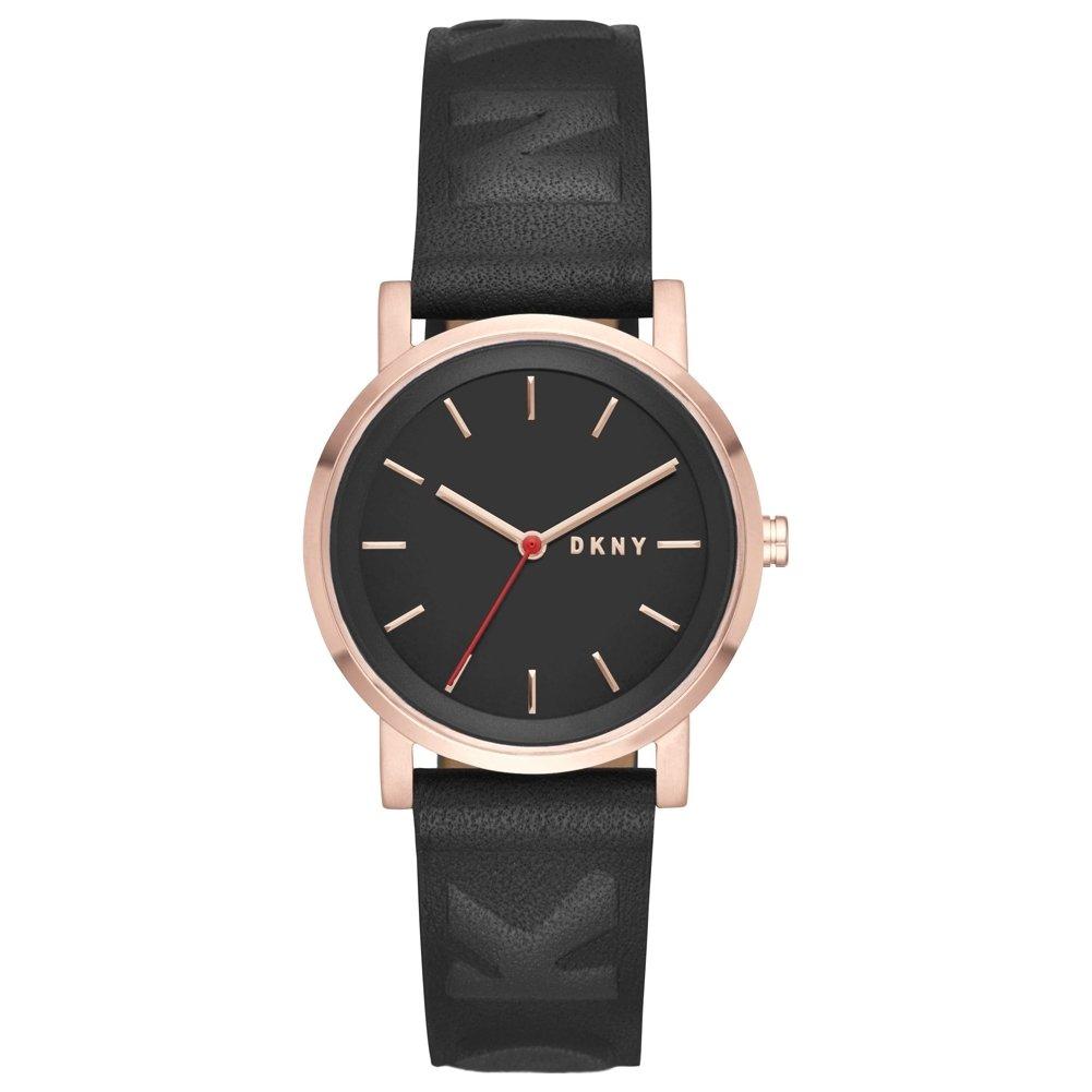 Ny2605Uhren Mit Armband Analog Quarz Dkny Leder Damen Uhr vIYf6b7gy
