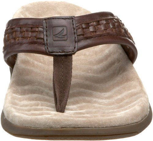 Sperry Top-sider Largo Vävda Rem Sandal Amaretto