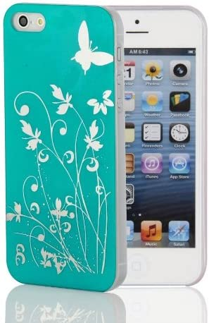cover iphone 5s farfalle