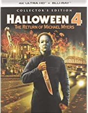Halloween 4: The Return of Michael Myers - Collector's Edition 4K Ultra HD + Blu-ray