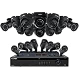 Lorex 32 Channel 4K 4MP Security System NR9326 6TB HDD 20 Camera system with 10 4MP LNB4421B Bullet Cameras 10 4MP LNE4422B Dome Cameras with color night vision - HDIP321010DW
