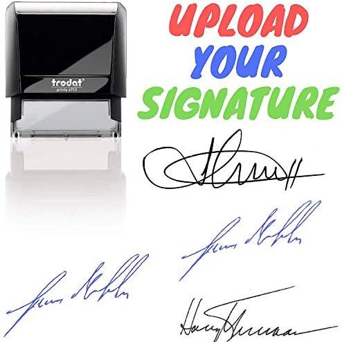Custom Upload Signature Stamp Customizable