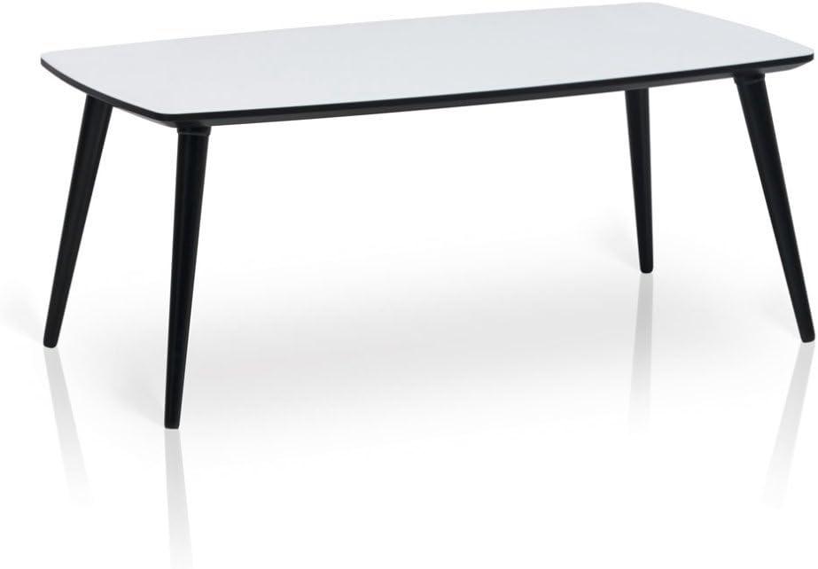Essai Glass Top Coffee Table