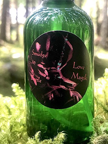 Love Magiks Smudge in a Bottle by Synesthesia Botanicals