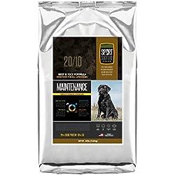 SportDogFood Maintenance Dog Food, Beef Formula, 30-Pound