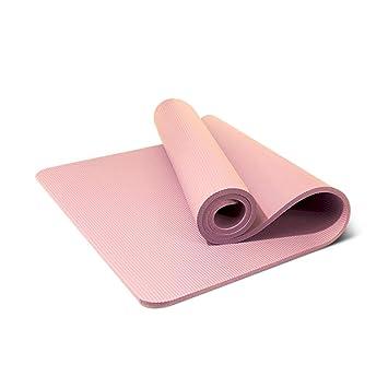 Esterilla de Yoga Antideslizante, supergruesa, para el ...