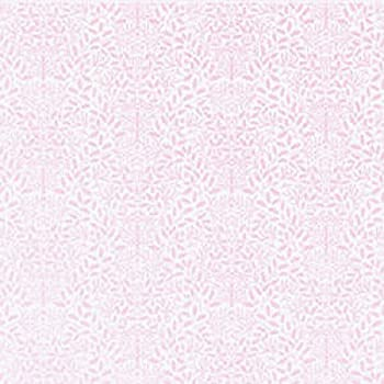 Melody Jane Dollhouse Pale Pink White Acorns Wallpaper William Morris Design