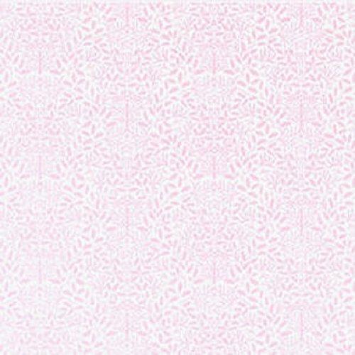 Melody Jane Maison de Poupées Rose Pâle Blanc Gland Papier Peint William Morris Design Jacksons Miniatures