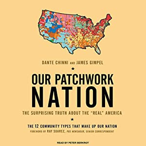 Our Patchwork Nation Audiobook
