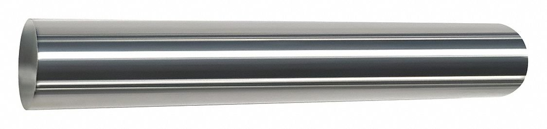 3 mm Shank Diameter Metric Dimensions Micro 100 SRM-030-038 Round Blank Solid Carbide Tool 38 mm Overall Length