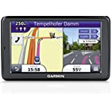 """Garmin nuvi 2595LMT 5"""" Sat Nav with UK and Full Europe Maps, Free Lifetime Map Updates and Free Lifetime Traffic Alerts and Bluetooth (Certified Refurbished)"""