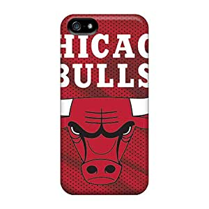 Iphone 5/5s Cover Case - Eco-friendly Packaging(chicago Bulls)