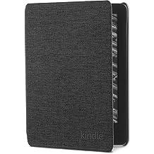 Capa de tecido para novo Kindle – Cor Preta (não compatível com o Kindle 8ª geração)