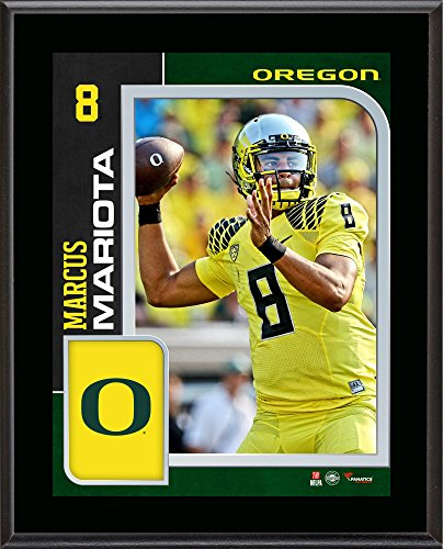 Marcus Mariota Oregon Ducks 10.5