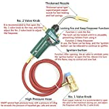 MAPP Welding Gas Torch Gas Self Ignition Turbo
