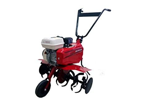 Motoazada Jardin 5.5HP Motor Honda Alpex: Amazon.es: Jardín