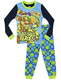 Teenage Mutant Ninja Turtles Boys Half Shell Heroes Pajamas