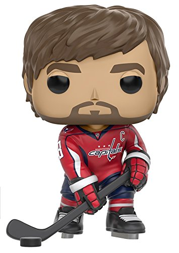 Funko NHL Alex Ovechkin Pop Figure