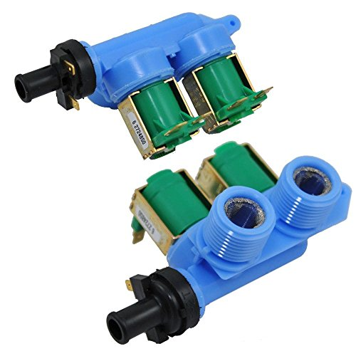 Maytag W22003834 Washer Water Inlet Valve with Thermistor Genuine Original Equipment Manufacturer (OEM) part for Maytag, Crosley, (Maytag Washer Water Valve)