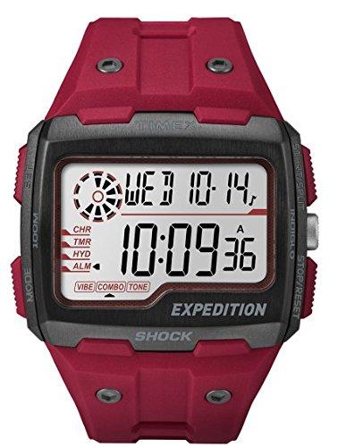 Timex Reloj Digital para Hombre de Cuarzo con Correa en Resina TW4B03900: Amazon.es: Relojes