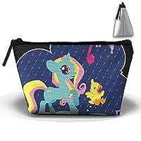 Unicorn Umbrella Fashion Travel Bag Trapezoid
