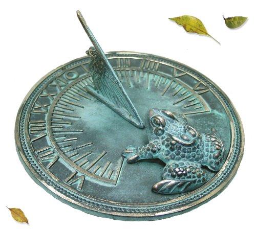 ss Frog Sundial - 7