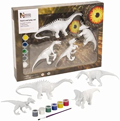 Wild Republic Fun Hand-Held Dino Dinosaur Water Game Red Kids Travel Toy