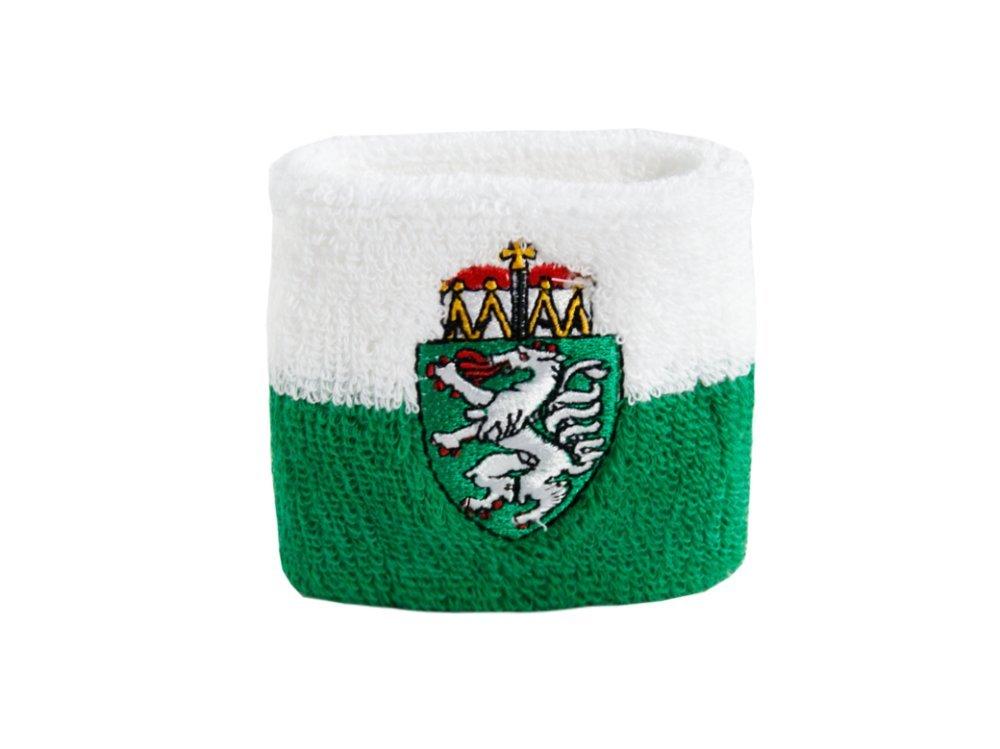 Schweißband Motiv Fahne / Flagge Österreich Steiermark + gratis Aufkleber, Flaggenfritze® Flaggenfritze®