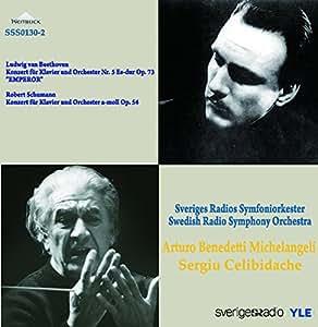 Beethoven/Schumann: Piano Concerti
