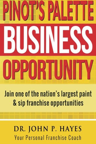 Pinot's Palette Business Opportunity: Join one of the nation's largest paint & sip franchise opportunities