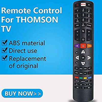 Calvas ZF - Mando a Distancia para televisor Thomson RC311 FUI2: Amazon.es: Bricolaje y herramientas