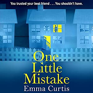 One Little Mistake Audiobook