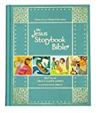 img - for The Jesus Storybook Bible Gift Edition: Every Story Whispers His Name book / textbook / text book