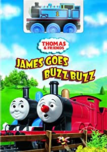 Tho-james Goes Buzz Sacdvd Gwp