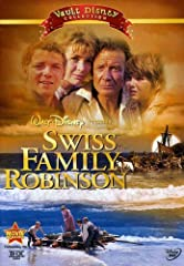One of Disney's biggest and most fondly remembered hits, the spectacular screen version of the literary classic SWISS FAMILY ROBINSON is full of breathtaking South Seas scenery, hundreds of exotic animals, and treacherous pirates. This heroic...